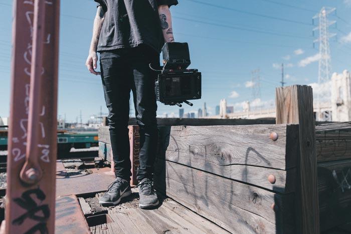 Videoproduktion fuer Imagefilme Musikvideos und Erklaervideos