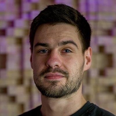 Webdesigner Josh bluStudios media